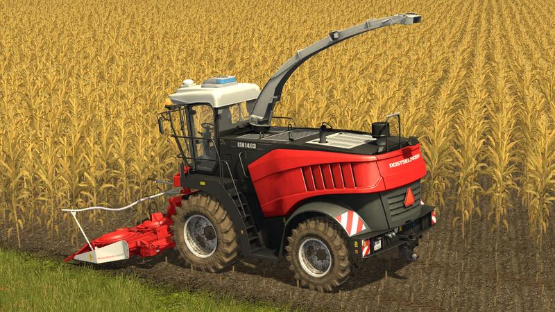 Photo of FS17 – Rostselmash 1403 Biçerdöver Modu