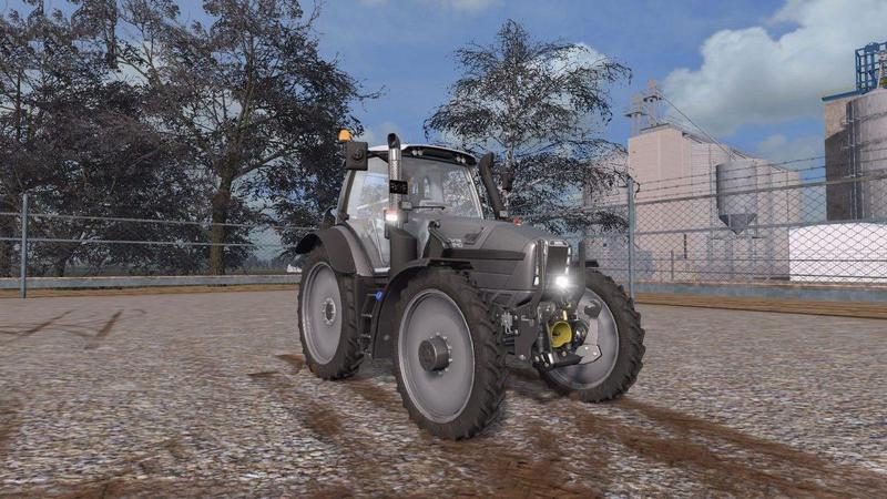 Photo of FS17 – Same Fortis Traktör V1.0.0