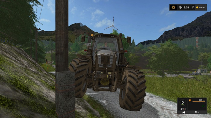 Photo of FS17 – Same Fortis 140-240 Gerçekçi Traktör Modu V 1.2