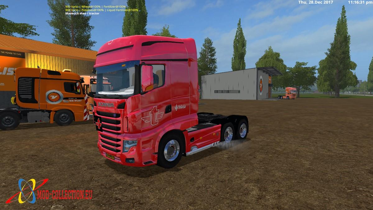 Photo of FS17 – Scania R700 Tır Modu V2.2