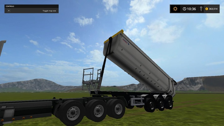 Photo of FS17 – Schmitz Cargobull Dorse V1.0