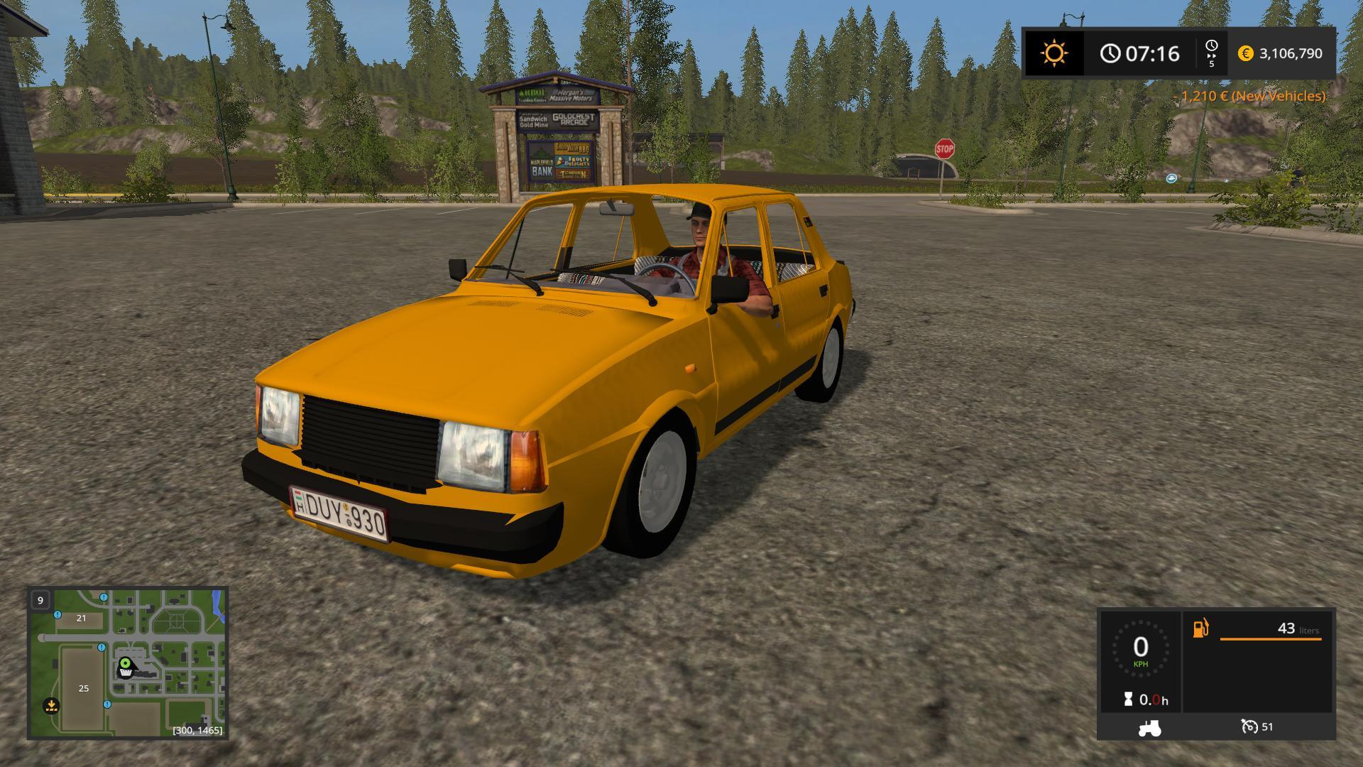 Photo of FS17 – Skoda 120l V2.0