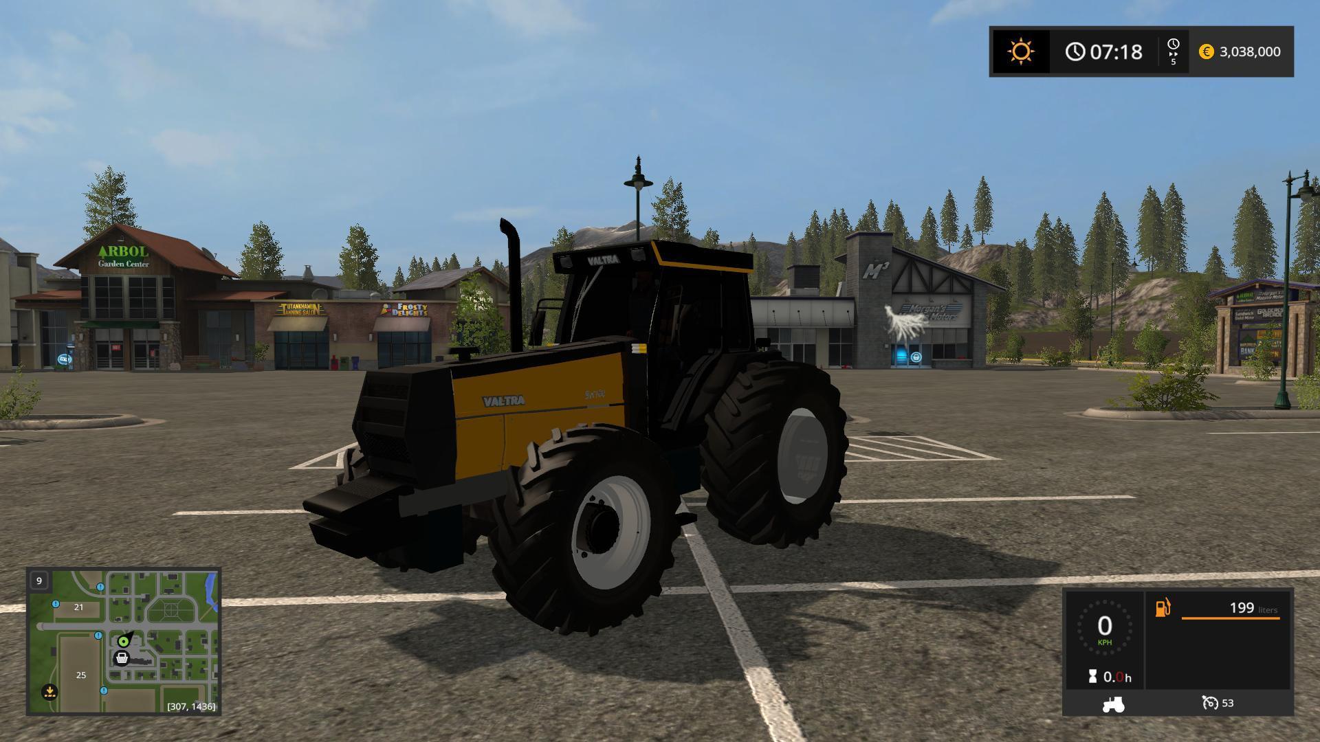 Photo of FS17 – Valtra BH180 Traktör