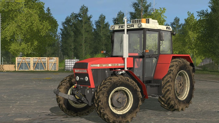 Photo of FS17 – ZETOR 16245 Traktör Modu V2.0