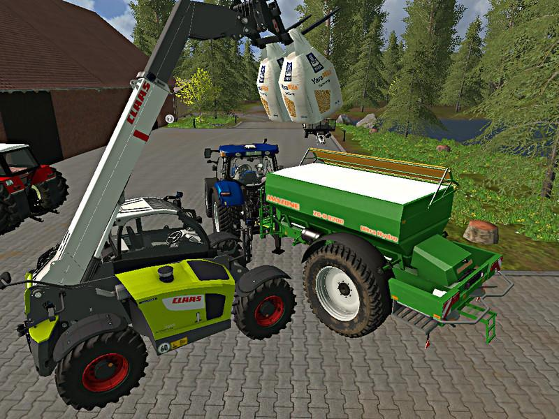 Photo of FS17 – Amazone Zgb 8200 V1.1