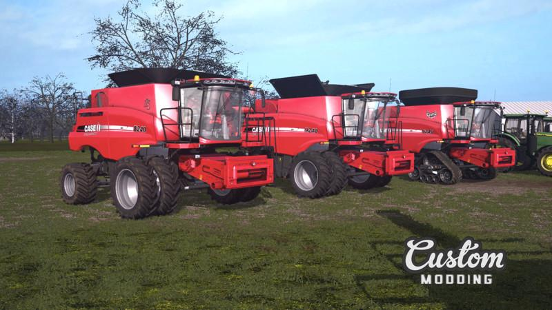 Photo of FS17 – Case Axial Flow 240 Serisi V2.0