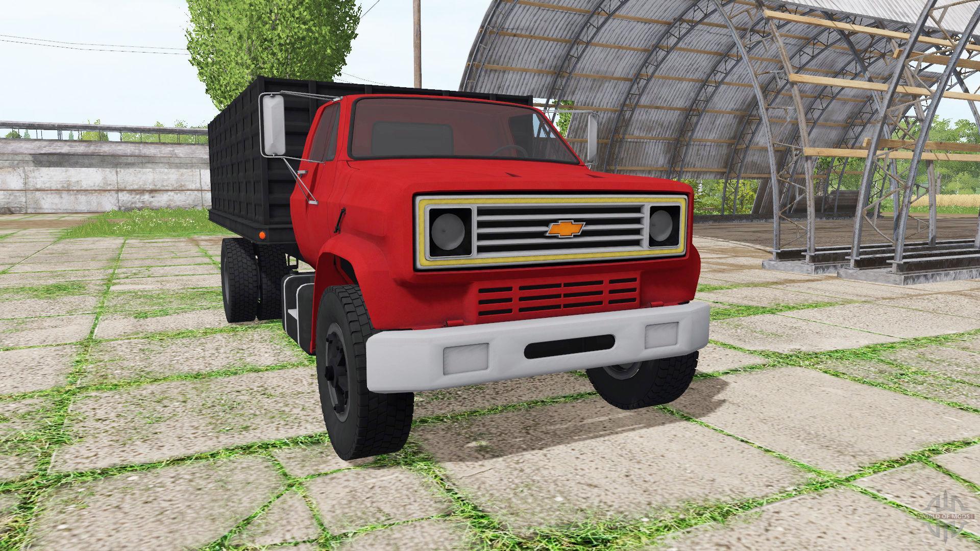 Photo of FS17 – Chevrolet C70 Damperli Kamyonet V1.2.1