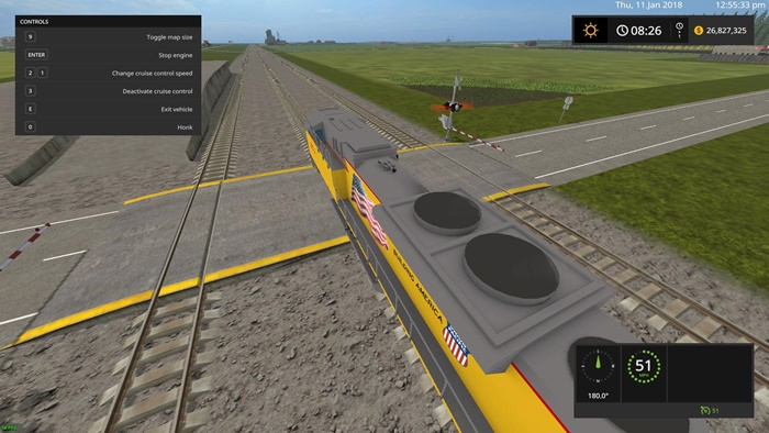 Photo of FS17 – Demiryolu Sinyali v1.0