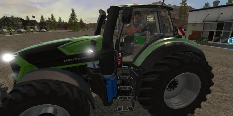 Photo of FS17 – Deutz Fahr 9 Power Serisi V1.05