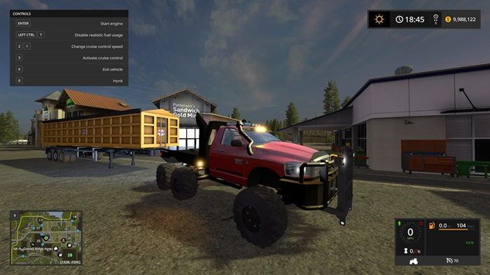 Photo of FS17 – Dodge 3500 HD V1