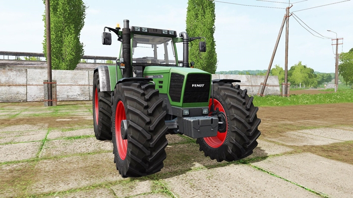 Photo of FS17 – Fendt Favorit 916 Turboshift V1.0
