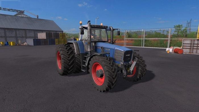 Photo of FS17 – Fendt Vario Favorit 900 Traktör V2.0