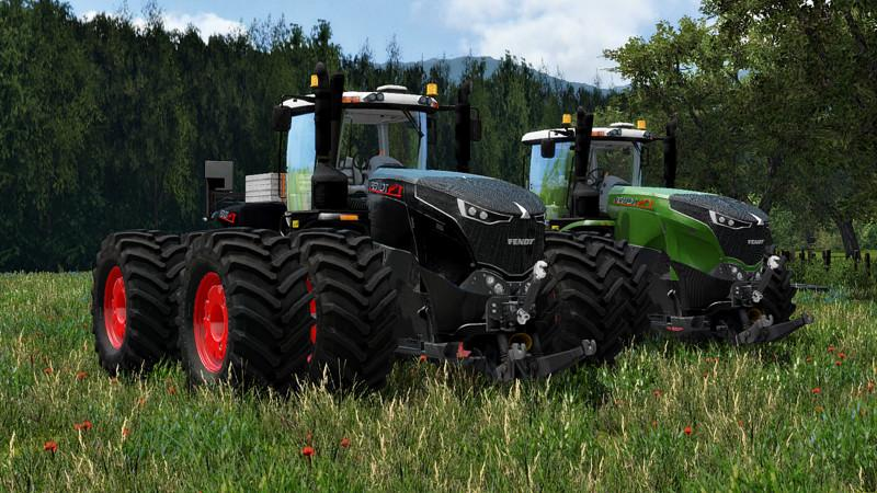 Photo of FS17 – Fendt Vario T Fl Paketi V3.0