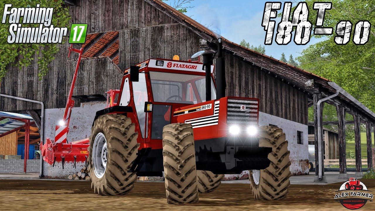 Photo of FS17 – Fiat Agri 180-90 V2.0