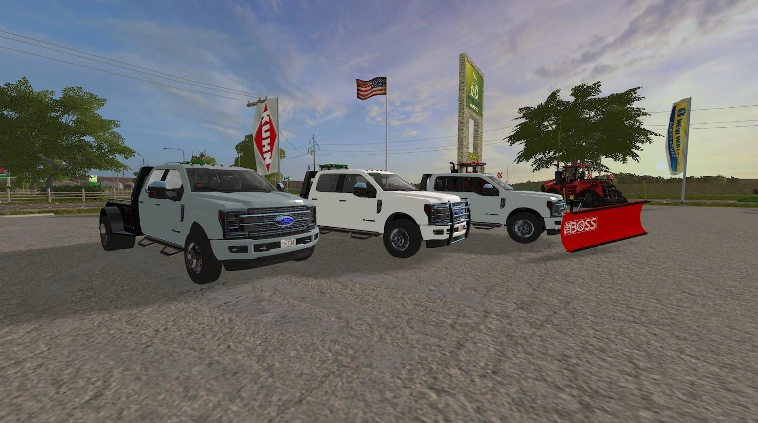 Photo of FS17 – Ford F450 V1.0