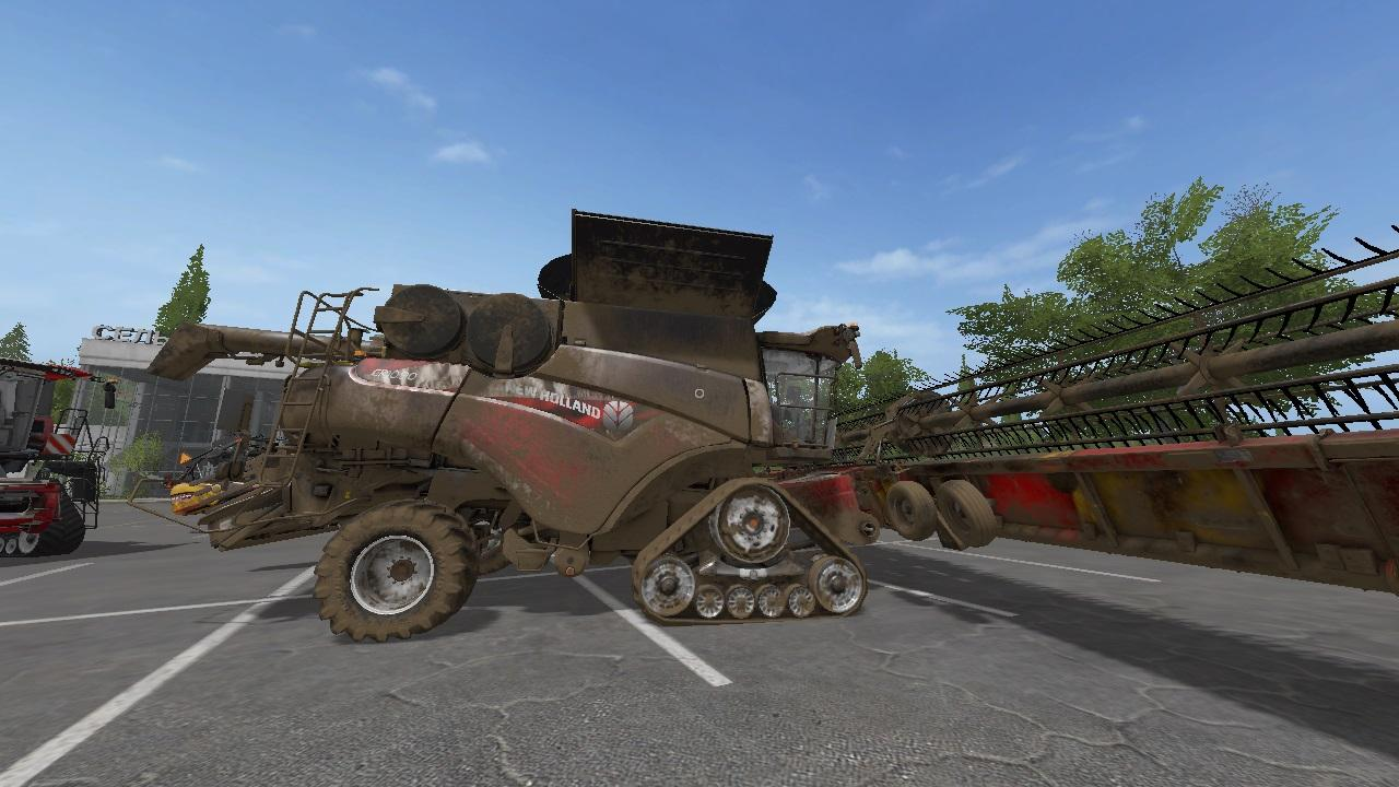 Photo of FS17 – New Holland Cr1090 Biçerdöver Paketi V7.0