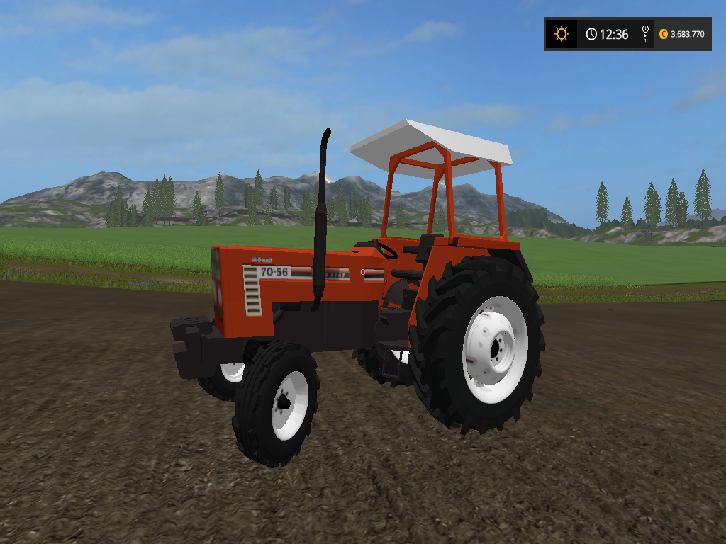 Photo of FS17-Türk FİAT 70-56