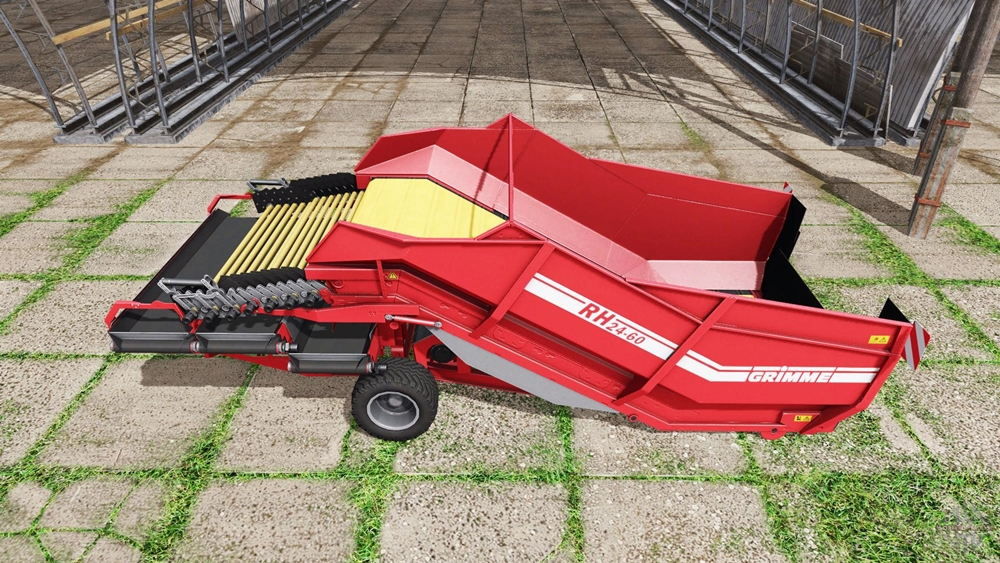Photo of FS17 – Grimme RH 24-60 Gübre ve Talaş Makinası v1.0