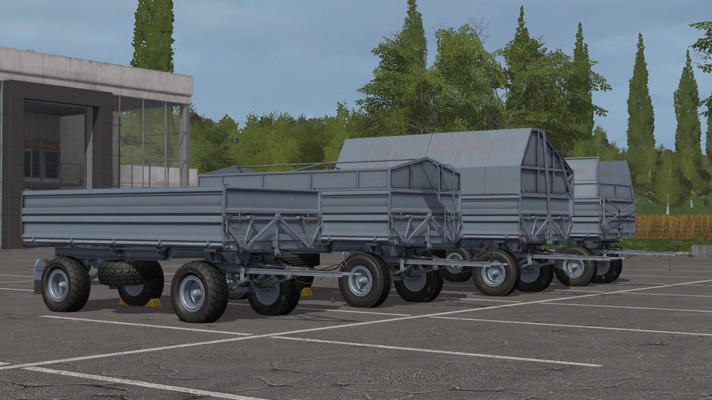 Photo of FS17 – HW80 Römork Paketi V1.0