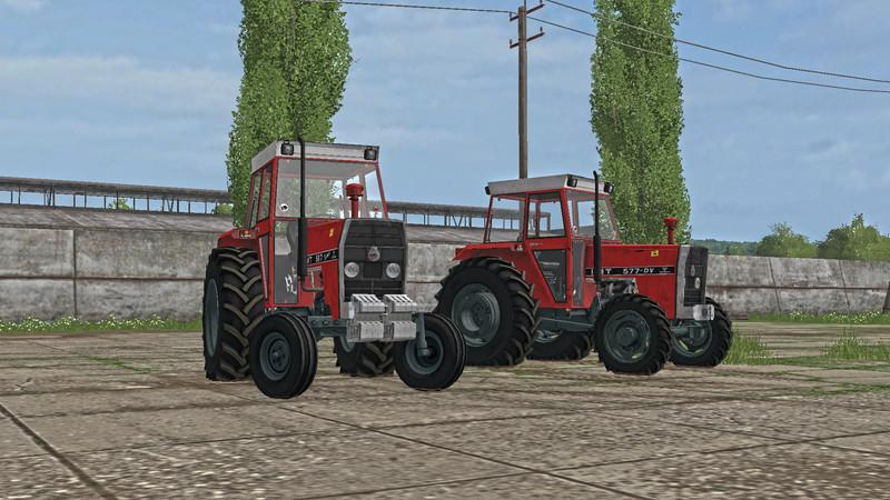 Photo of FS17 – Imt 577 Dv & Deluxe Traktör V1.0