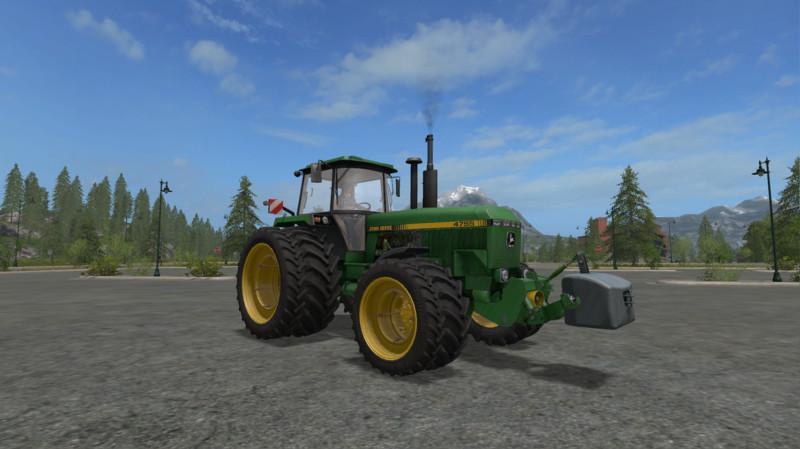 Photo of FS17 – John Deere 4755 Traktör V3.0