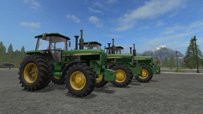 Photo of FS17 – John Deere 4850/4955 Traktör V3.0