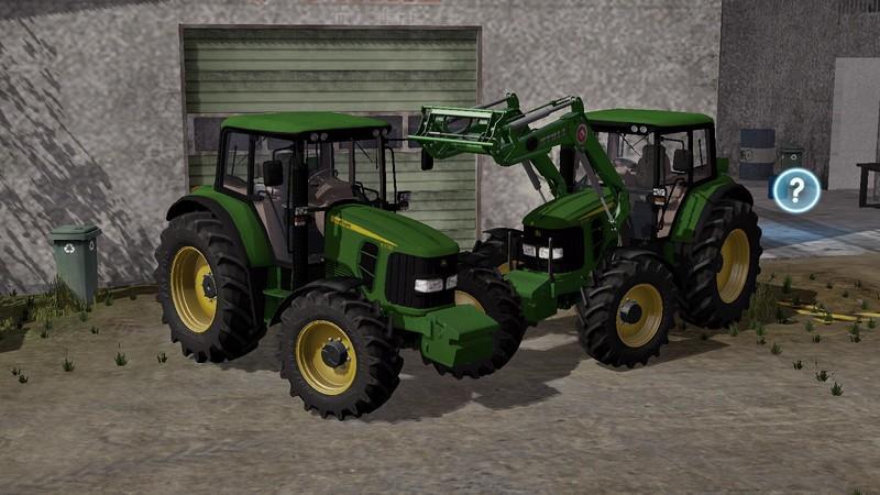 Photo of FS17 – John Deere 6330 Traktör V3.0