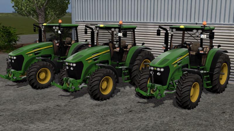 Photo of FS17 – John Deere 7930 Traktör V1.4