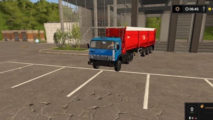 Photo of FS17 – Kamaz 5410 Kamyon Modu V1.3
