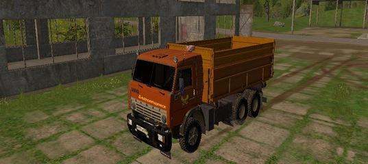 Photo of FS17 – Kamaz 55102 V1.0
