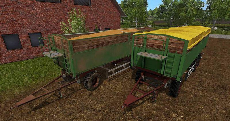 Photo of FS17 – Kempf Hk 24t Römork V1.0