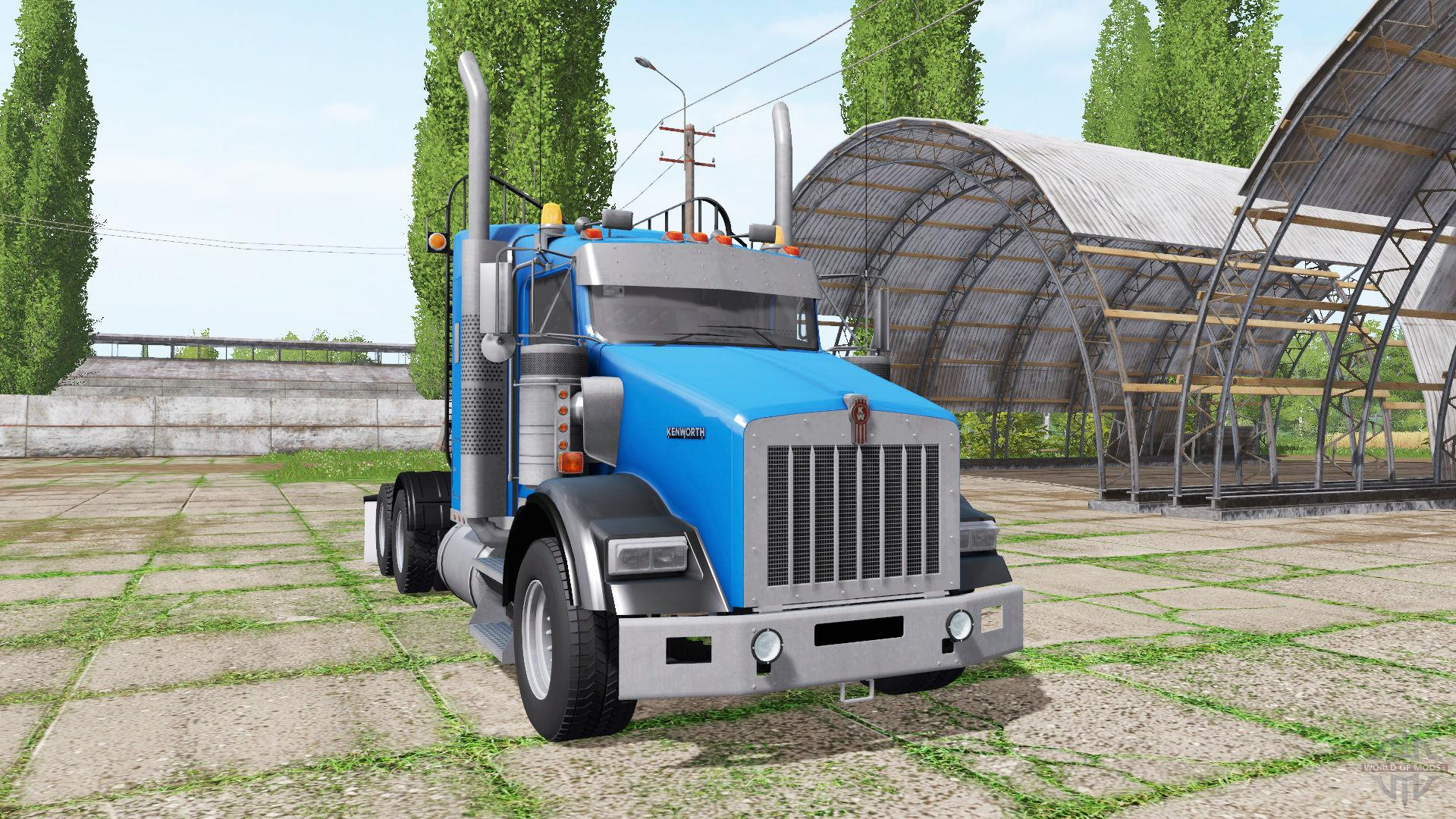 Photo of FS17 – Kenworth T800 Tır Modu