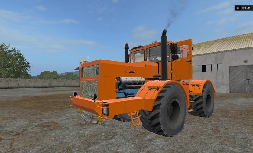 Photo of FS17 – Kirovec K-700 Traktör V1.1