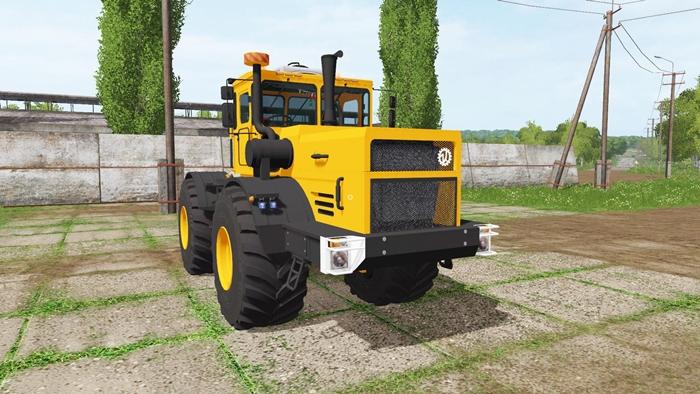 Photo of FS17 – Kirovets K700a 2010m Traktör V1.0