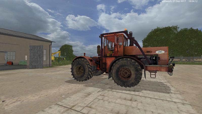 Photo of FS17 – Kirovets K700A Traktör Modu V1.2
