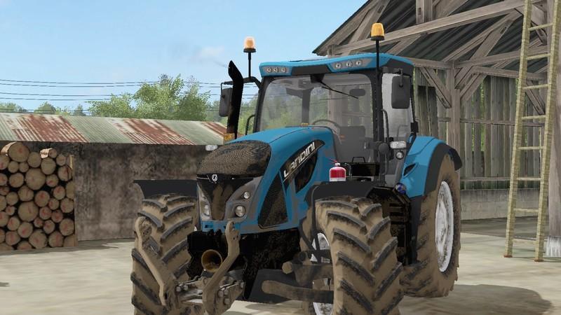 Photo of FS17 – Landini 6 T4i Traktör Modu V1.0