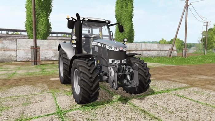 Photo of FS17 – Massey Ferguson 6612 Traktör V1.0