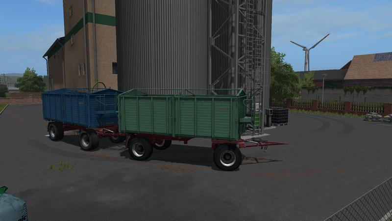Photo of FS17 – Meiller Kipper Römork Paketi V1.0