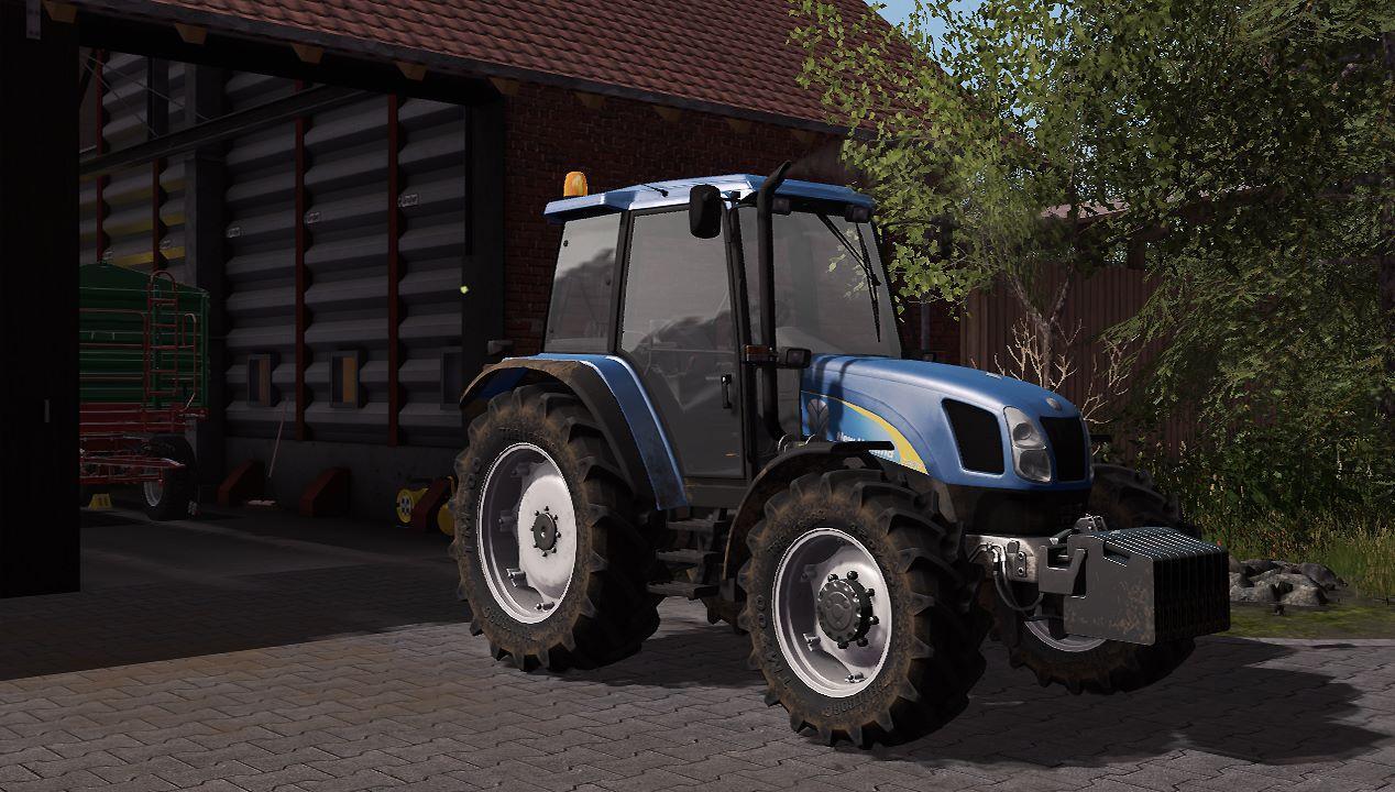 Photo of FS17 – New Holland T5000 Traktör V0.9 Beta