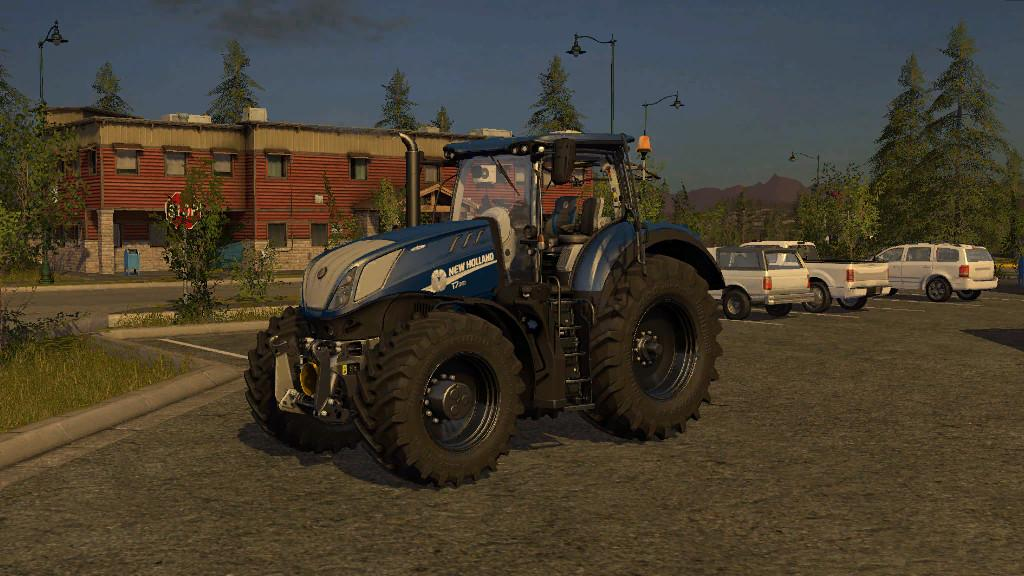 Photo of FS17 – New Holland T7 Traktör V1.0