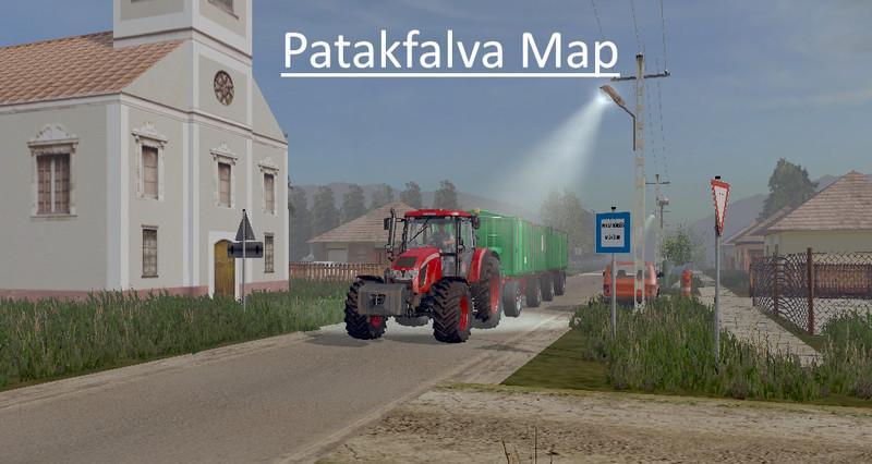 Photo of FS17 – Patakfalva Çiftlik Haritası V1.0