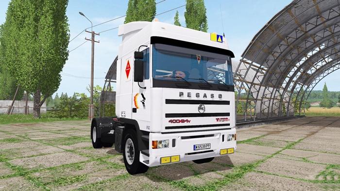 Photo of FS17 – Pegaso Troner TX Tır Modu V1.0
