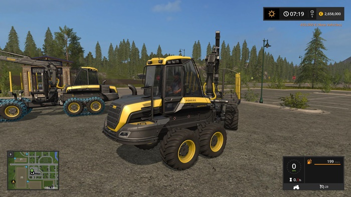 Photo of FS17 – Ponsse Buffalo Sidorna V1.0