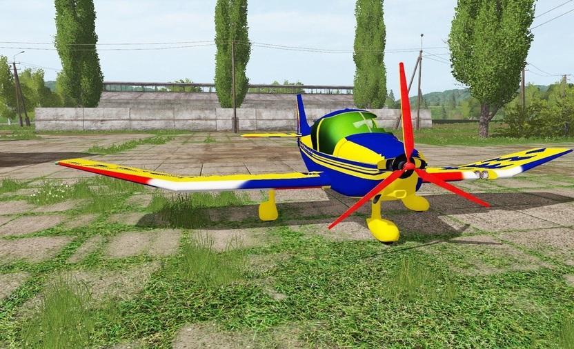 Photo of FS17 – Robin Dr-400 V1.0