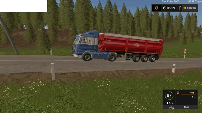 Photo of FS17 – Scania 143M V1.1