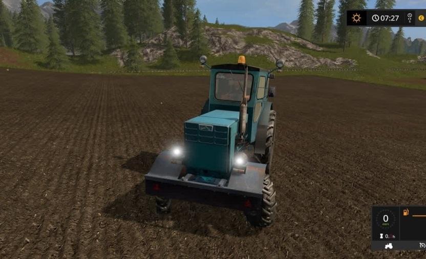 Photo of FS17 – T-40 AM Traktör Modu