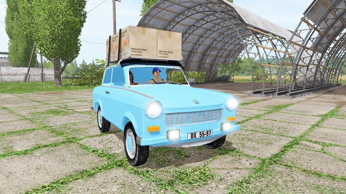 Photo of FS17 – Trabant 601 Araba Modu V1.0