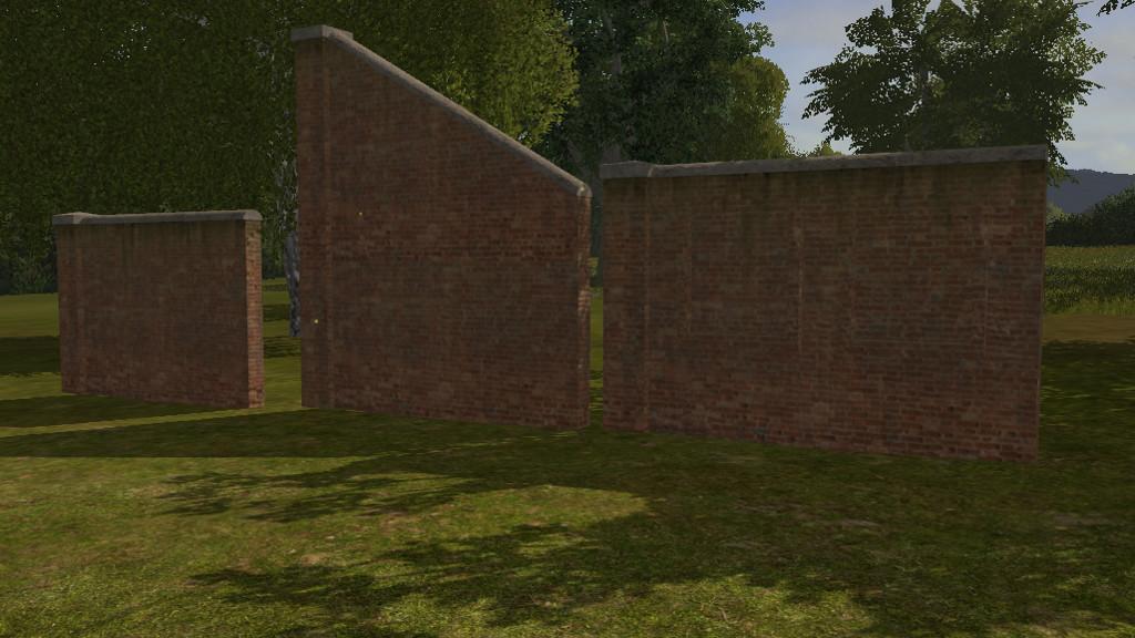 Photo of FS17 – Yerleştirilebilir Tuğla Duvarları v1.0