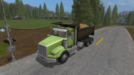 Photo of FS17 – Twinstar Tri-Axle Damperli Kamyon Modu V1.0