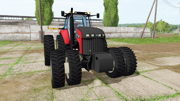 Photo of FS17 – Versatile 220 Traktör V1.0